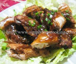 Chinese Style Fry Chicken