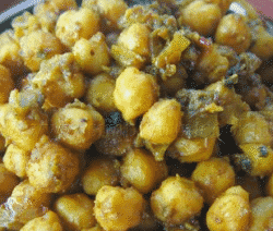 Curry Channa Cutters