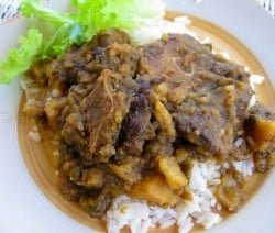 Stew Oxtail II