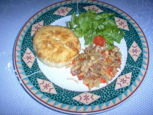 Fry Bake and Saltfish