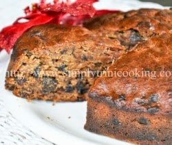 Sugarless fruit cake recipes