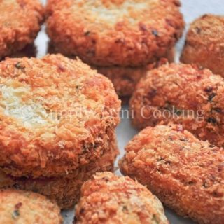 Breadfruit-fish-cakes